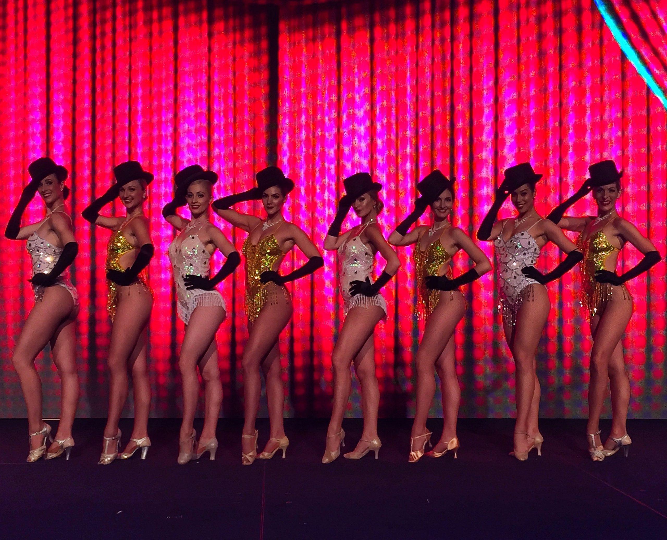 Cabaret Dancers Gold Coast Australia