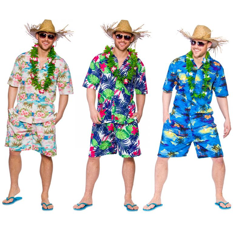 Beach Party costume ideas for guys