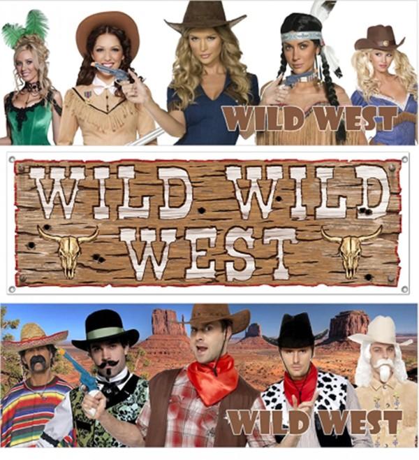 Wild West theme party costume ideas